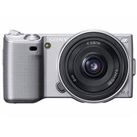 Sony NeDig Slr Wmm Silver 207 - 470