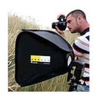 Lastolite EzyBoHotshoeTo Go Kit Shoulder Bag and Circular Carry Case 264 - 536