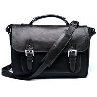 Ona the Bklyn Prem Lther Cam Satchel Bk 77 - 332