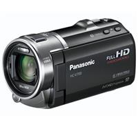 Pnsnc Hc v Flash Mem Hd Camcorder Bk 181 - 59