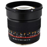 Rokinon F Asph Lens Fso Alph 85 - 531