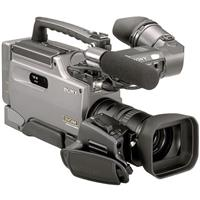 Sony DSR DVCAM Pro Camcorder Petrol U bag DV Camcorder Case Hours 121 - 566