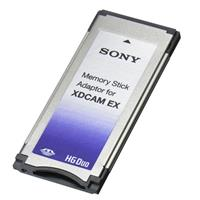 Sony MEAD MS Memory Stick PRO HG Duo HX Media Adapter Kit 90 - 105