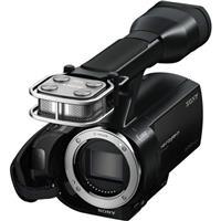 Sony NEX VG Interchangeable LensFull HD Handycam Camcorder Body E Lens Mount 264 - 798