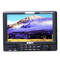 SWIT S HS High Resolution Color LCD Monitor Aspect Ratio Composite SD SDI InOut YUV In Sony V Lock B 104 - 620