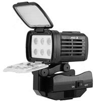 SwitroniGP HS DVHDV On Camera Light VDC Uses Sony Camcorder Battery 47 - 350