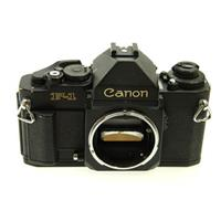 Canon F N Manual Focus Camera Body AE Finder FN 85 - 189