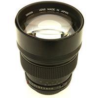 Canon FD f Telephoto Manual Focus Lens 1 - 178