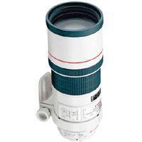 Canon EF fL Ultrasonic Telephoto Image Stabilizer Auto Focus Lens 167 - 260
