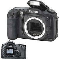 Canon EOS d Megapixels Digital Slr Camera Body BGE D Grip 139 - 286