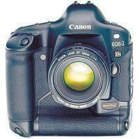 Canon Eos ds Megapixels Digital Slr Camera Body 241 - 495