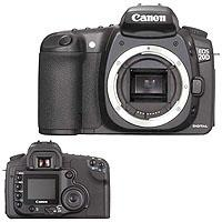 Canon Eos d Megapixels Digital Slr Camera Body 86 - 303