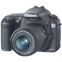 Canon Eos d Megapixels Digital SLR Camera Lens 270 - 527