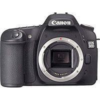 Canon Eos d Megapixels Digital SLR Camera Body BGE Grip 260 - 261