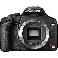 Canon Eos Digital Rebel Ti Megapixels Slr Camera Body 18 - 138