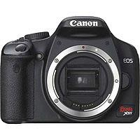 Canon Eos Digital Rebel Xsi Megapixels Slr Camera Body 158 - 445