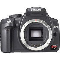 Canon Eos Digital Rebel Megapixels Slr Camera Body 110 - 252