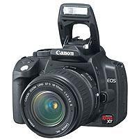 Canon Eos Digital Rebel Megapixels Slr Camera Body EFS f Lens 104 - 554