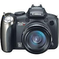 Canon Powershot SIs Digital Camera 319 - 477