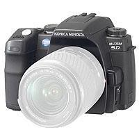 Minolta Maxxum D Digital SLR Camera Body 102 - 737