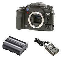 Minolta Maxxum D Digital SLR Camera Body 230 - 629