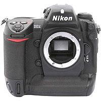 Nikon DX Megapixel Digital SLR Camera Body Sensor does not function Severe horizontal banding images 185 - 322