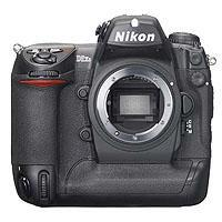 Nikon DXS Megapixels Digital SLR Camera Body 78 - 9