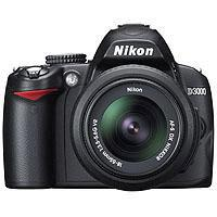 Nikon D Megapixels Digital Slr Camera W VR Lens 119 - 580