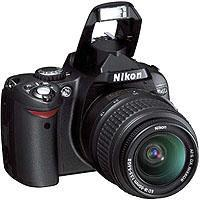 Nikon D Digital Slr Body 140 - 178