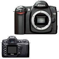 Nikon D Megapixels Digital Slr Camera Body 42 - 336