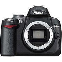 Nikon D Megapixels DX Format Digital Slr Camera Body 135 - 155