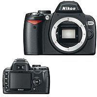 Nikon D Megapixels Digital Slr Camera Body 107 - 72