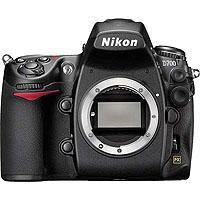 Nikon D Megapixel Digital Slr Camera chip on front nikon logo 252 - 554