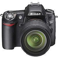 Nikon D Megapixel Digital SLR Camera Lens 222 - 22