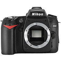 Nikon D Megapixel Digital SLR Camera Body DX Format 76 - 384