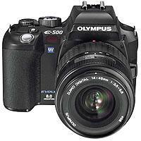 Olympus E Megapixels Digital Slr Camera W Ez Zoom 43 - 179