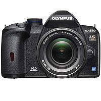 Olympus E Megapixels Digital Slr Camera W Lens 20 - 87
