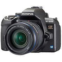 Olympus E Dig Slr W Lens 20 - 87