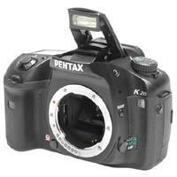 PentaKD Megapixels Digital SLR Camera Body Auto focusing Problem Cosmetic condition E 197 - 480