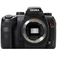 Sigma Sd Digital Slr Body 132 - 45