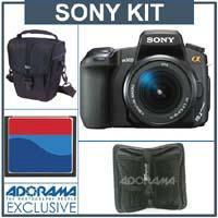 Sony A Digital Slr Camera Body 144 - 140