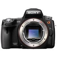 SONY SLTA TRANSLUCENT MIRROR CAMERA Small foreign object stuck viewfinder Cosmetic condition E 42 - 500