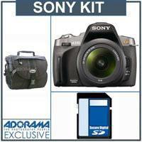 Sony Dslr A W Lns Kit black 58 - 470