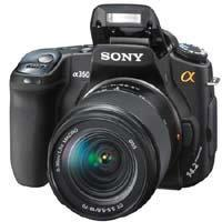 Sony Dslr A Digital Slr Camera Lens 278 - 11