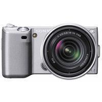 Sony NeDig Slr Blk W Silver 60 - 258