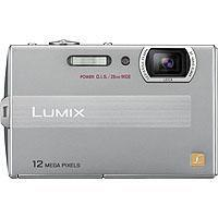 Panasonic Dmc Fps LumiDigital Camera Silver 109 - 483