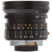 Leica Elmarit m Asph Blk  126 - 72
