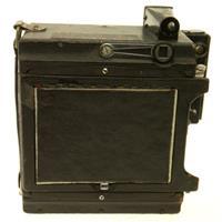 GRAFLEX SPEED GRAPHIC W OPTAR Rangefinder missing Lens shutter not working Body shutter release butt 127 - 590