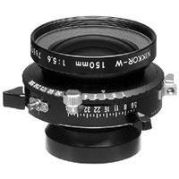 NIKKOR W WCOPAL shutter speed offfilter mount bent COSMETICALLY ITS E CONDITION 93 - 648