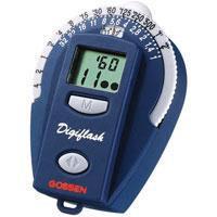 Gossen Digiflash Ultra Compact Flash Ambient Meter 302 - 108